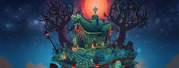 Маленькие миры World of Warcraft