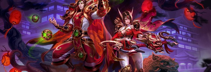 У Blizzard нет планов на консольные версии Heroes of the Storm и World of Warcraft