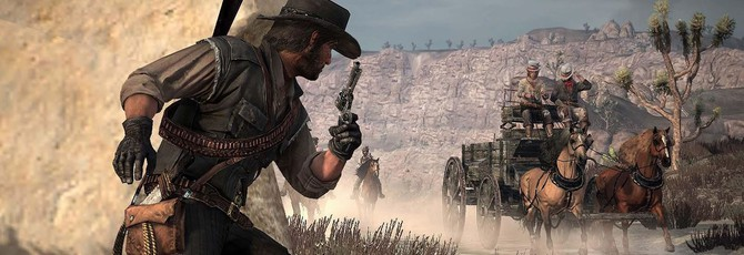 Red Dead Redemption выглядит шикарно на Xbox One X