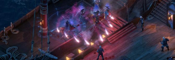 Редактор персонажа, морские сражения и другое в новом геймплее Pillars of Eternity 2: Deadfire