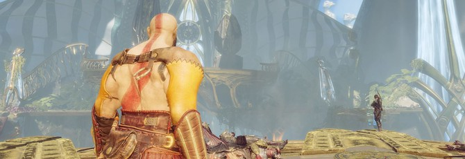 Sony запустила обратный отсчет до релиза God of War