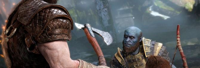 Глава Xbox поздравил разработчиков God of War с высокими оценками
