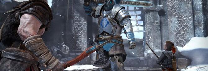 God of War — самая высокооцененная игра PS4