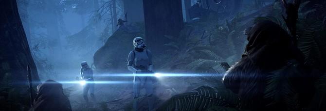 Режим с эвоками может остаться навсегда в Star Wars Battlefront 2