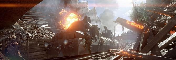 Слух: DICE работает над королевской битвой для новой Battlefield