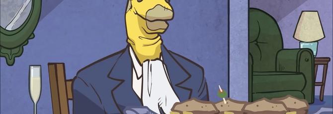 Гамбургеры Скиннера от группы аниматоров
