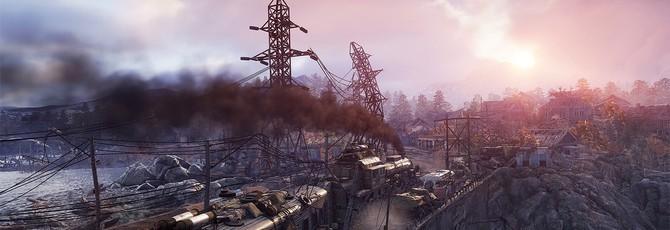 Технодемо Metro Exodus — как выглядит игра с трассировкой лучей и без