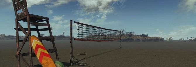 Дебютный трейлер Fallout Miami — крупной модификации с солнцем и пляжем