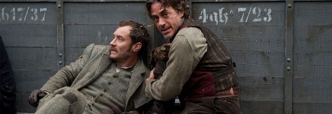 "Триквел ""Шерлока Холмса"" с Дауни младшим подтвержден"