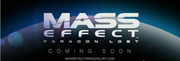Трейлер Mass Effect: Paragon Lost