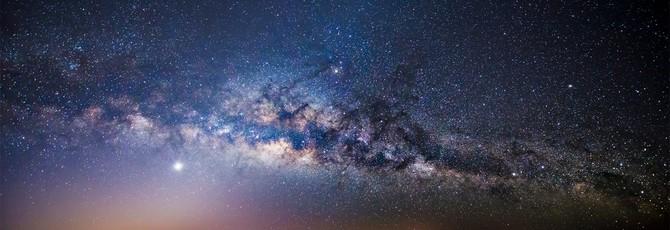 Звук вращающейся галактики
