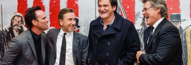 Тарантино позвал проверенных актеров в Once Upon a Time In Hollywood