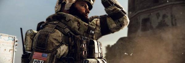 Мультиплеерный геймплей Medal of Honor: Warfighter из альфа-теста