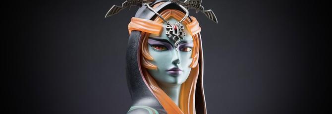 Шикарная фигурка Мидны из Twilight Princess