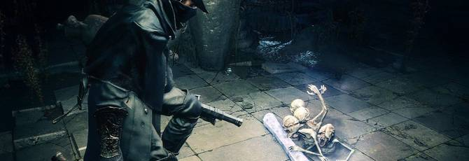 В Bloodborne нашли очередной вырезанный контент