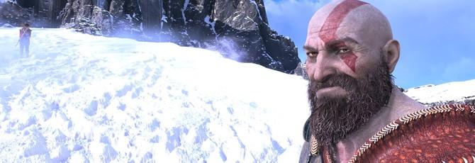 God of War лидирует в британском чарте четвертую неделю подряд