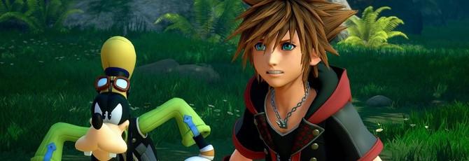 Kingdom Hearts 3 может добраться до Е3 2018
