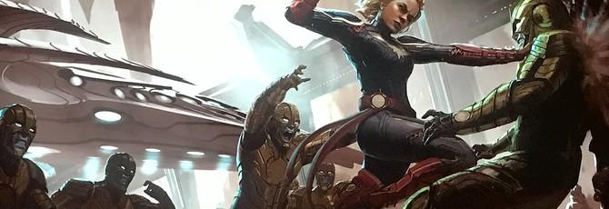 Капитан Марвел и будущее Мстителей