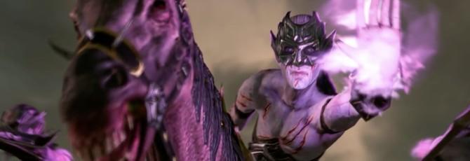 Трейлер дополнения The Queen and the Crone для Total War: Warhammer 2
