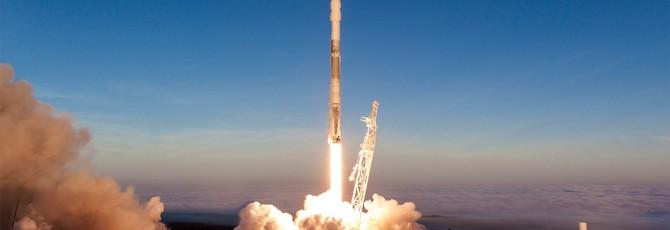 Новый запуск SpaceX в прямом эфире
