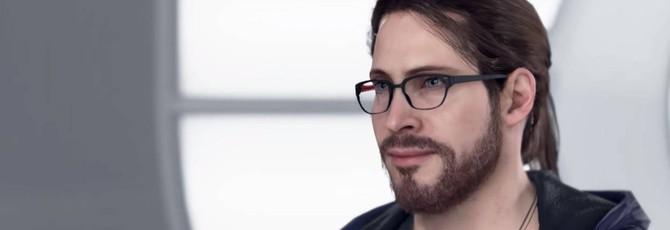 Kamski — первая короткометражка Detroit: Become Human