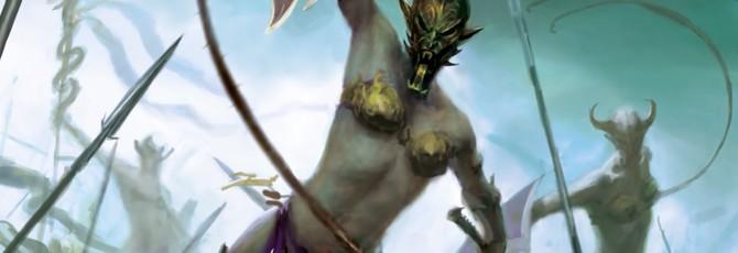 Трейлер дополнения The Queen and the Crone для Total War: Warhammer 2 — Сестры