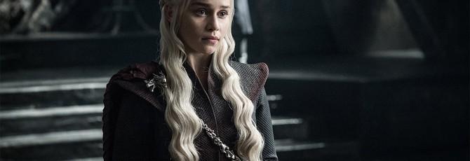 """Эмилия Кларк отсняла все свои сцены восьмого сезона """"Игры престолов"""""""