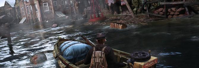 Мрачные скриншоты и арты The Sinking City
