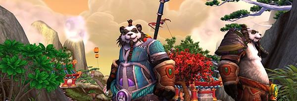 Объявлена дата релиза Mists of Pandaria