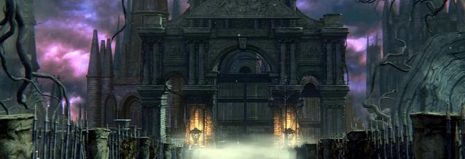 Моддер перенес уровень Bloodborne из Dark Souls: Reamstered в GTA V