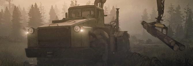 Для Spintires: MudRunner вышло бесплатное дополнение The Ridge
