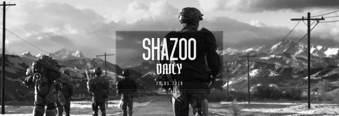Shazoo Daily: Please Stand By