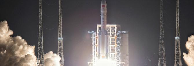 Китай приглашает ученых проводить эксперименты на своей космической станции