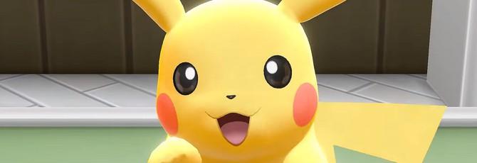 Анонсирована Pokemon: Let's Go для Nintendo Switch