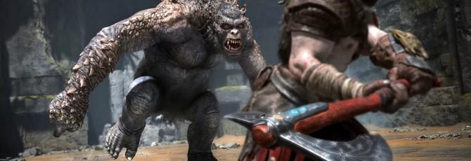 Кори Барлог вырезал из God of War нескольких боссов