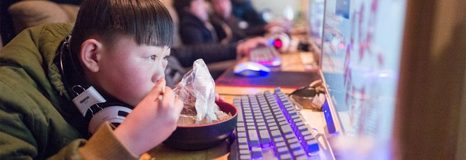 Китайские геймеры не против системы Pay-to-win