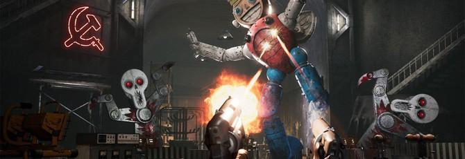 Разработчики Atomic Heart выпустили VR-игру про Советский Луна-парк