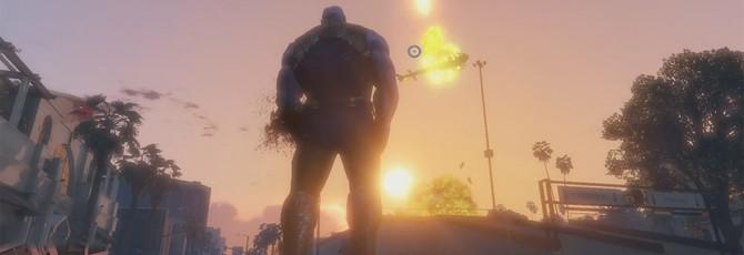 Таноса для GTA V можно скачать бесплатно