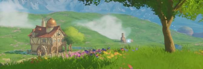 Тизер-трейлер Europe, красивой игры от художника из Blizzard