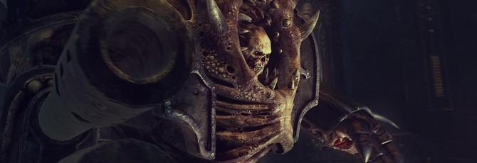 Чумная орда в релизном трейлере Warhammer 40,000: Inquisitor - Martyr