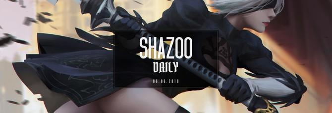 Shazoo Daily: Зачем, зачем, зачем