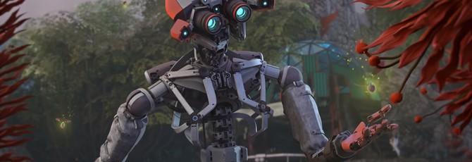 Stormland от Insomniac выглядит как шаг вперед для VR-тайтлов