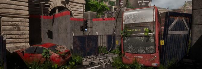 Фанаты сделали The Last Of Us в Лондоне на UE4