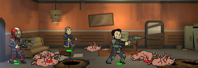 Fallout Shelter все же выйдет на PS4