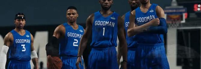 E3 2018: NBA Live 19 выйдет 7 сентября