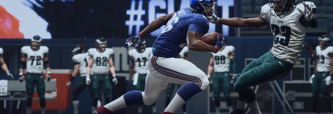 E3 2018: Дебютный трейлер Madden NFL 19