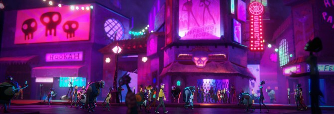 E3 2018: Геймплей алкогольной адвенчуры Afterparty