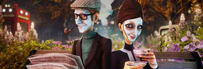 E3 2018: We Happy Few выйдет 10 августа
