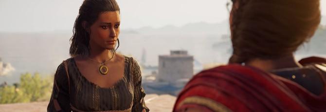 E3 2018: 45 минут геймплея Assassin's Creed Odyssey в 4K