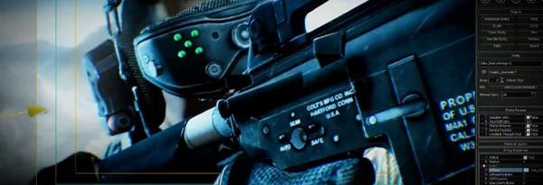 Crytek демонстрирует CineBox - инструмент для съемки роликов